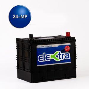 Batería 24 Mega Power 85A Elektra