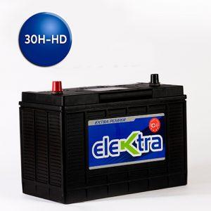 Batería 30H Heavy Dutty 90A-elektra