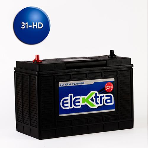 Batería 31 Heavy Dutty 105A