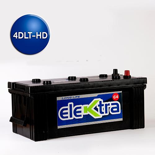 Batería 4 DLT Heavy Dutty 135A-elektra