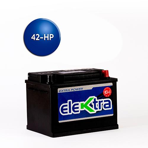 Batería 42 High Power 65A-elektra