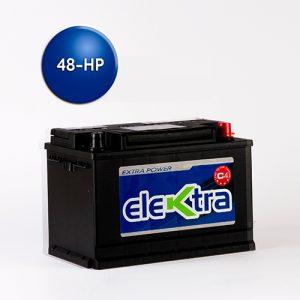 Batería 48 High Power 80A elektra