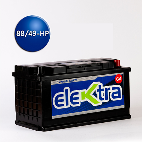Batería 49 High Power 90A elektra