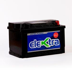 Batería 66 High Power 90A