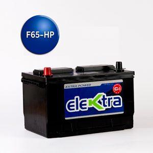 Batería F65 High Power 90A elektra