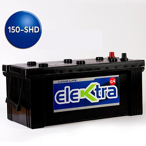 Batería N150 Super Heavy Dutty 165A-elektra