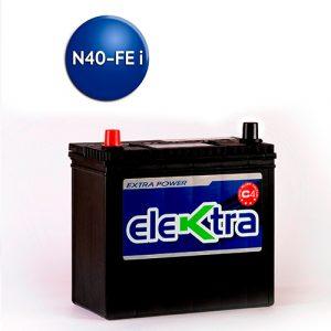 Batería N40 Full Equipo i 55A elektra