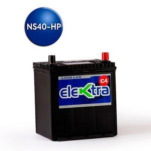 Batería NS40 High Power 45A elektra