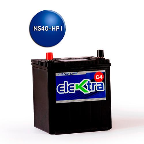 Batería NS40 High Power i 45A elektra