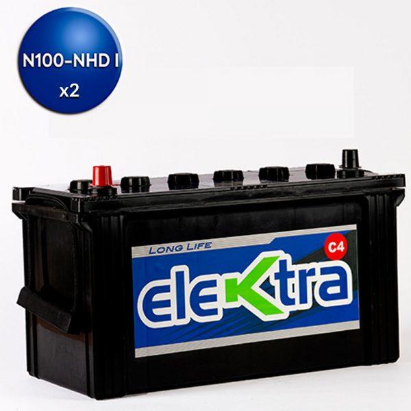 N100 Heavy Dutty x2 elektra